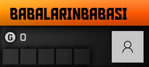 BABALARINBABASI's Ooyuncu Profili