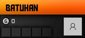 BATUHAN's Ooyuncu Profili