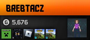 BrebtaCZ's Gamercard