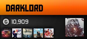 DarkLoRD's Ooyuncu Profili