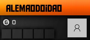 alemaodoidao's Ooyuncu Profili