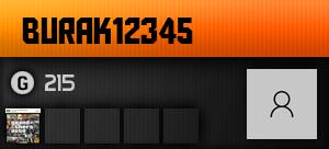 burak12345's Ooyuncu Profili