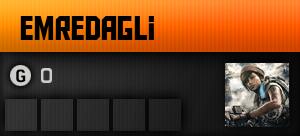emredagli's Ooyuncu Profili