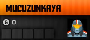 mucuzunkaya's Ooyuncu Profili