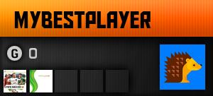 mybestplayer's Ooyuncu Profili